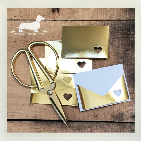 DOLLAR DEAL: Heart of Gold. Flat Cards (Set of 10)