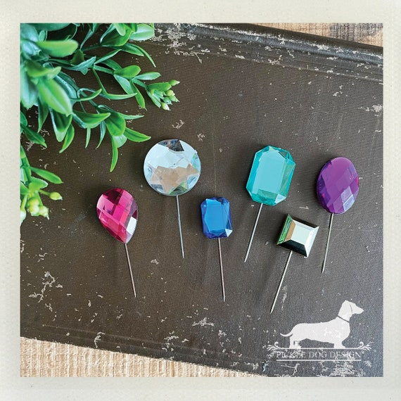 LAST CHANCE! Bauble. Cork Board Stickpins