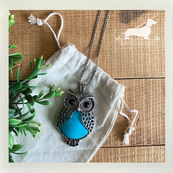 Owl Love You. Necklace