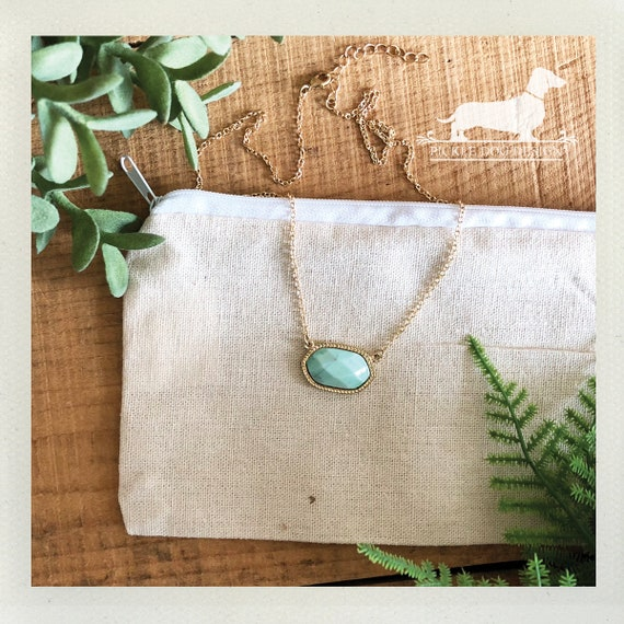 Mint. Necklace