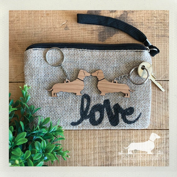 Doxie Love. Keychains