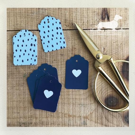 DOLLAR DEAL! Raining Heart. Gift Tags