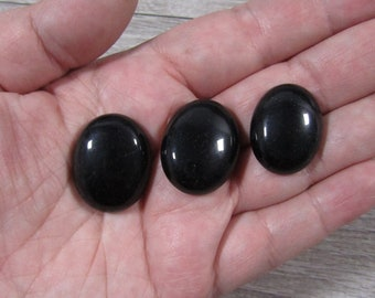 Obsidian Cabochon J45