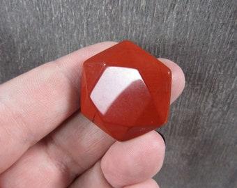 Red Jasper Stone Shaped Star of David M217