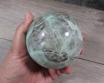 Garnierite Sphere 1 lb 11.0 ounces 83 mm #8512 cc