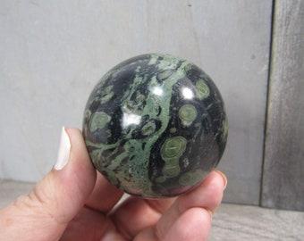 Kambaba Jasper Sphere 59 mm and 10.5 oz #7482cc