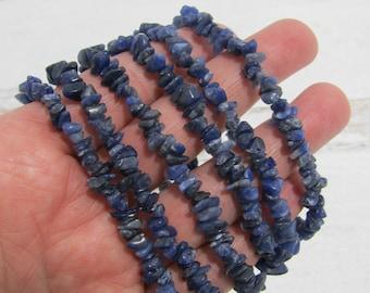 Sodalite Stretch String Bracelet G205