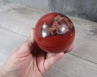 Mookaite Sphere 1 lb 6.2 oz 77 mm #8289 cc