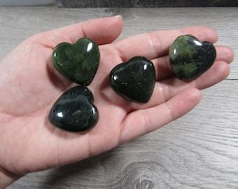 Jade Stone BC Heart K372