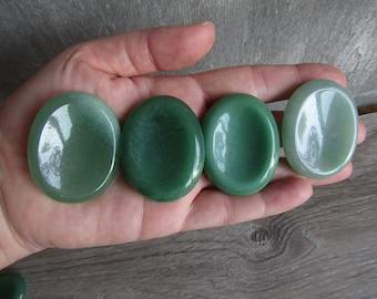 Aventurine  Worry Stone E28