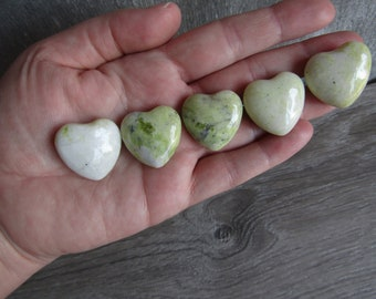 Opal Heart Shaped Stone K20