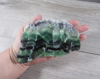 Fluorite Slab 1 lbs 8677 cc