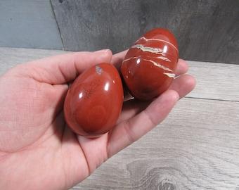 Red Jasper Egg M166