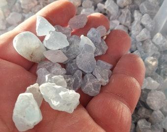 Small Celestite Rough Crystal U11