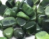 Jade Medium Tumbled Stones T103