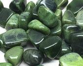 Jade Medium Tumbled Stones T197