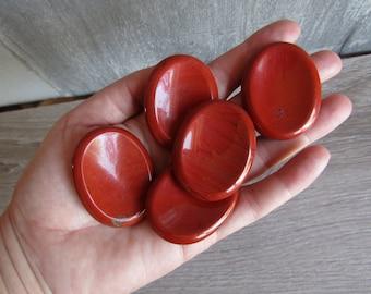 Red Jasper Worry Stone E30