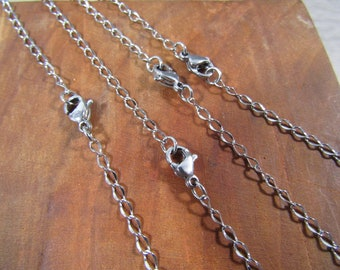 Stainless Steel Box Chain P14