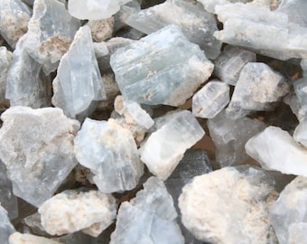Colorado Blue Barite Mini Crystal Set of 2 R32