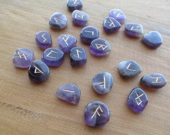 Amethyst Stone Rune Kit RN4