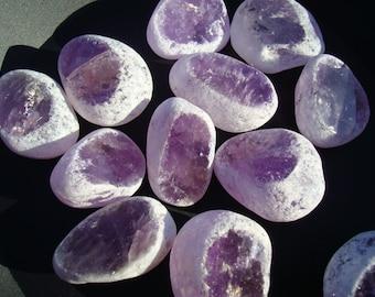 Amethyst Seer Stone U121