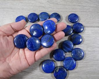 Lapis Lazuli Disk 1 inch plus M226