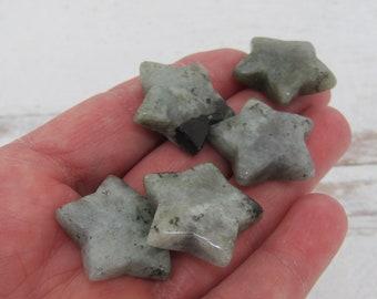 Labradorite Gemstone Star K138