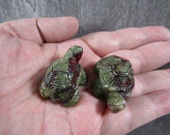 Dragon Stone Turtle Figurine Fig233