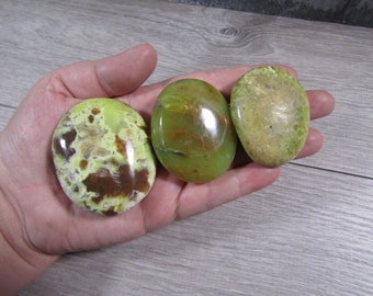 Green Opal Palm Stone M140