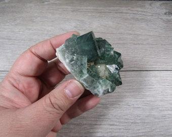 Fluorite Raw 4.9 ounce Stone #8495 cc