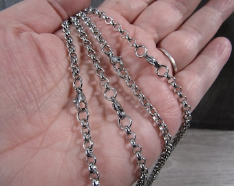 Stainless Steel Chain P101