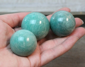 Amazonite Sphere 32 - 38 mm S43