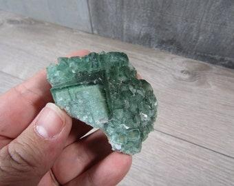Fluorite Raw 2.8 ounce Stone #8489 cc