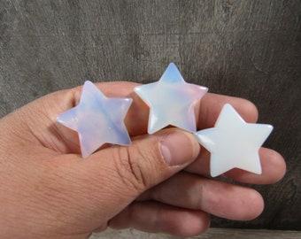 Opalite Gemstone Star K394