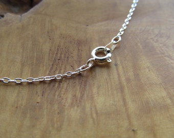 """18"""" Stainless Steel 1.5mm Chain P25"""