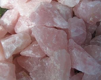 Rose Quartz Chunk U30
