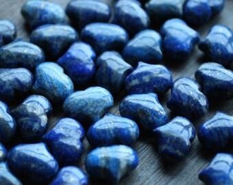 Lapis Lazuli en forme de coeur H3