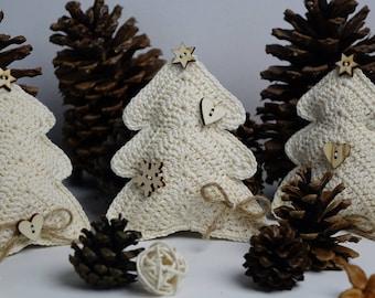 Christmas Tree Decoration / Ornament Crochet Pattern