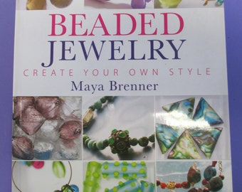 Beaded Jewelry How to book Softbound 224 pages new