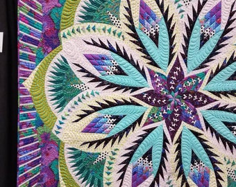 Longarm Quilting Services, Edge to Edge, Custom Quilting, Pantograph, Heirloom Quilting