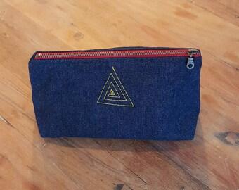 FAFA Cosmetic Bag