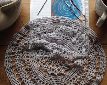 Doily Made-To-Order By Artistic NeedleWork