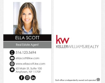 Real Estate Business Cards Etsy