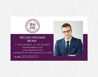 Bhhs business cards etsy berkshire hathaway business card magnets 2x35 free ups ground shipping colourmoves