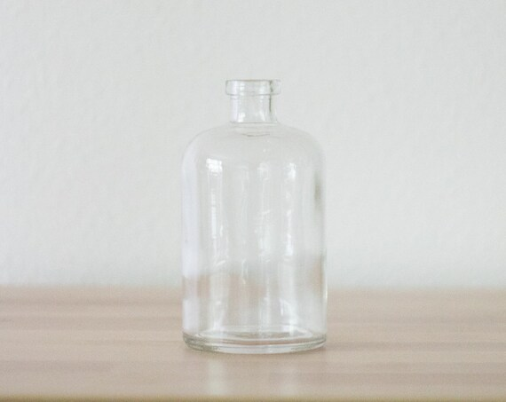 Apothecary Glass Vase