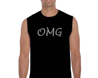 Men's Sleeveless Shirt - OMG