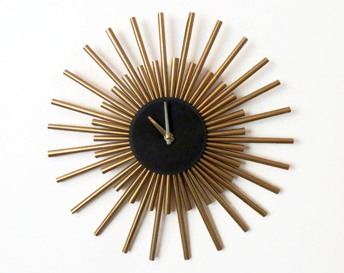 Sunburst Wall Clocks