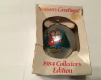 1980 campbell's soup christmas ornament