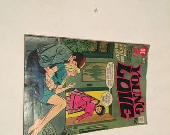 february 1971 young love comic book issue 84