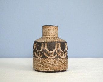 Danish Modern Løvemose Studio Pottery Small Vase